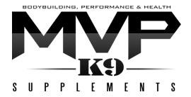 MVP K9 Supplements