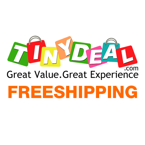 50% Off from TinyDeal.com