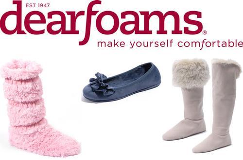 Who Sells Dearfoam Slippers